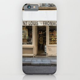 Cheese and Wine iPhone Case