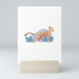 Looking Forward Mini Art Print