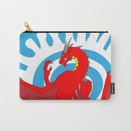 Annoth the Warrior Dragon Carry-All Pouch