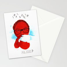 Ibas a decir algo? Stationery Cards