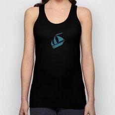 Poseidon Goddess of the Sea Unisex Tank Top