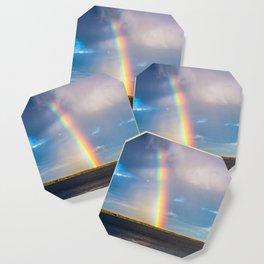 Magnificent rainbow Coaster