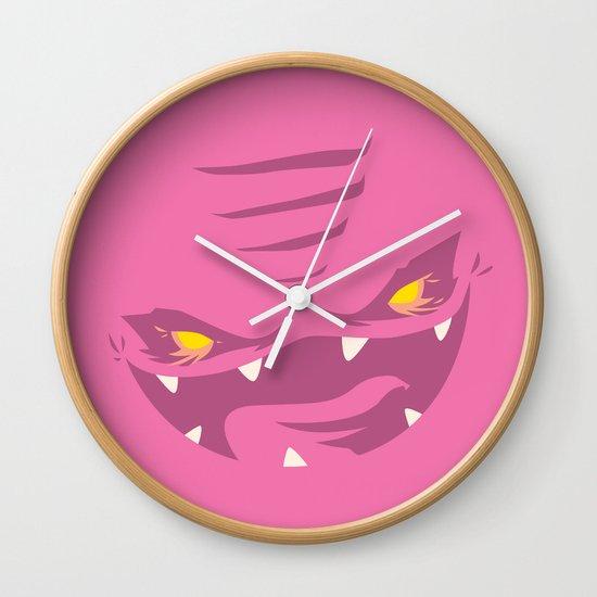 Krang! - Pink Squishy Edition Wall Clock