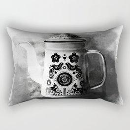kettle /Agat/ Rectangular Pillow
