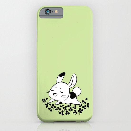 Clover Field iPhone & iPod Case