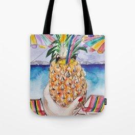 Pineapple Fresh Tote Bag