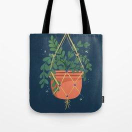 Hanging Ivy Tote Bag