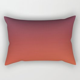 ODYSSEY - Minimal Plain Soft Mood Color Blend Prints Rectangular Pillow