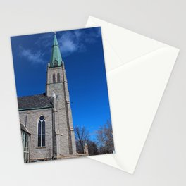 The Steeple of St Rose II Stationery Cards