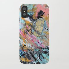 You And I // Washed Out Slim Case iPhone X