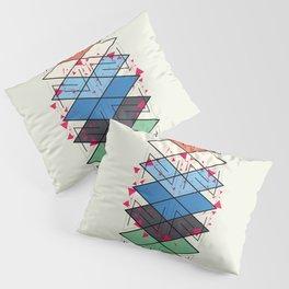 Fractal pattern Pillow Sham