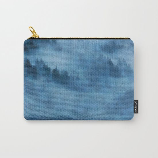 Forest Above the Clouds Carry-All Pouch