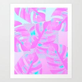 Carson Devan Art Print