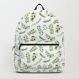 Forest in the Fall Pattern Backpack