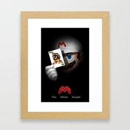 rivalry Framed Art Print