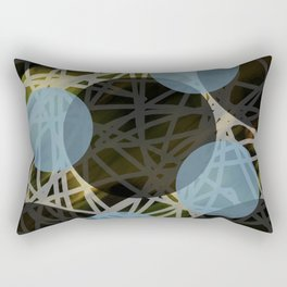 Simple and Confusion Rectangular Pillow