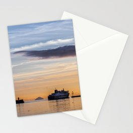 Last Ferry to Arran Stationery Cards