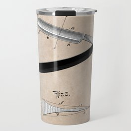 patent Razor Travel Mug