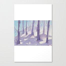 Winter in Missouri Canvas Print