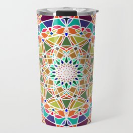 digital artwork for creative graphic Travel Mug