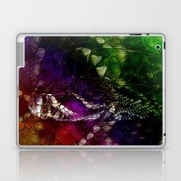 Interstellar Snake Laptop & iPad Skin