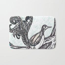 Lyrebird Bath Mat