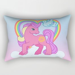 g2 my little pony Sundance Rectangular Pillow