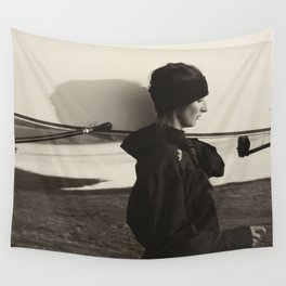 The Rower Wall Tapestry
