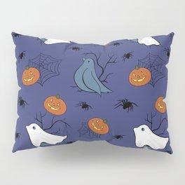 Halloween birds pattern Pillow Sham