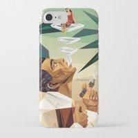 cuba iPhone & iPod Cases featuring cuba by DesignGeo