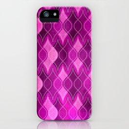 Grungle Baubles iPhone Case