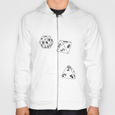 Dungeons and Dragons Dice Hoody