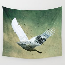 free bird Wall Tapestry