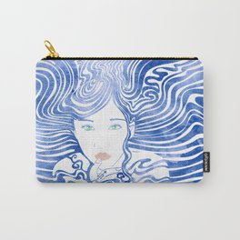 Water Nymph XLIII Carry-All Pouch