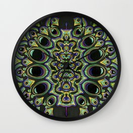 The Soul of Night Wall Clock