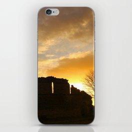 Moody Sky 2 iPhone Skin