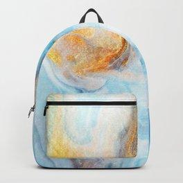 Blissful Blue Backpack