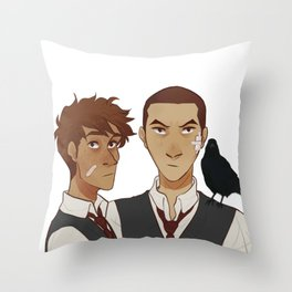Pynch - The Best Trio Throw Pillow