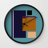 perfume Wall Clocks featuring Perfume by Liberation's