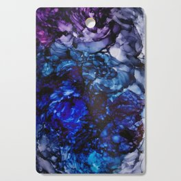 She Dreams at Night Cutting Board