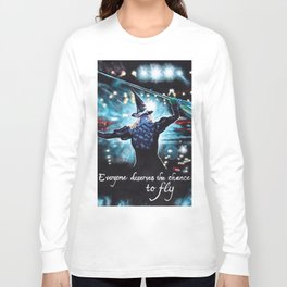 To Fly Long Sleeve T-shirt
