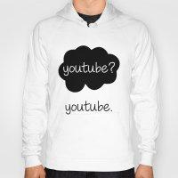 youtube Hoodies featuring YouTube? by samonstage_lyrics