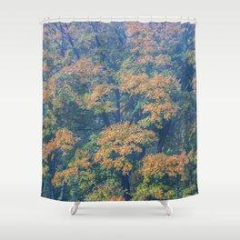 4 S6 Tapestry Of Bronze & Greens 12MB AutoAdj ASBU 81x54 150ppi RGB 60MB IMG_8006 Shower Curtain