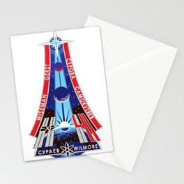Expedition 41 / International Space Station Stationery Cards