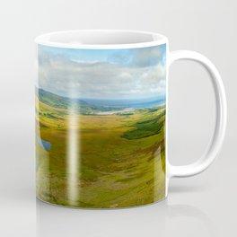 Conner Pass Panorama Coffee Mug