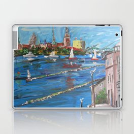 Expression Rīga, Latvia Laptop & iPad Skin