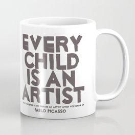 Artist - Quotable Series Coffee Mug