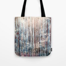 Blue Away Tote Bag