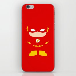Flash! iPhone Skin