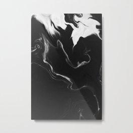 Form Ink No. 25 Metal Print
